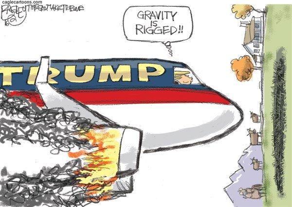 ¿Por qué DonaldTrump?