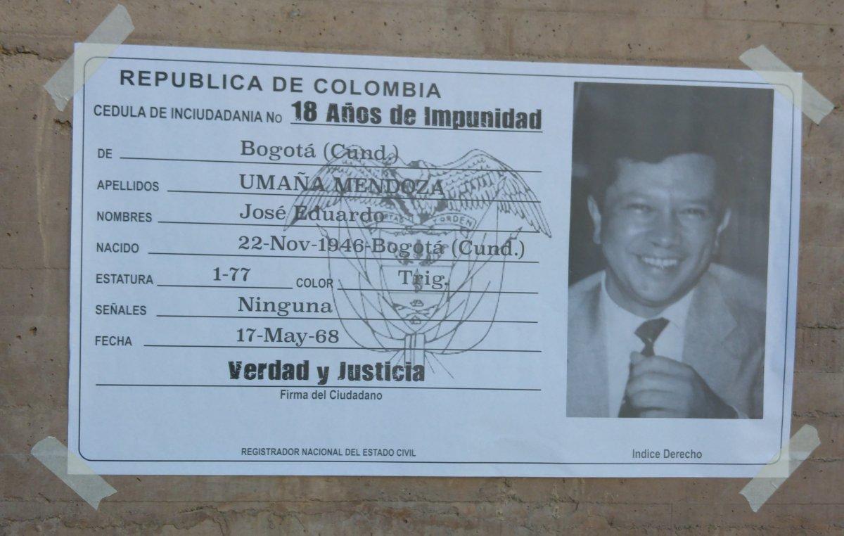 Eduardo Umaña Mendoza, un humanistaempedernido