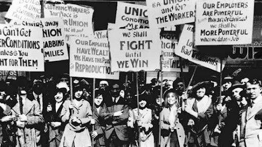 El día de la mujer a través del tiempo: Luchas y reivindicaciones.