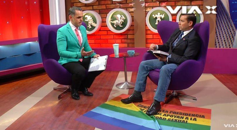 ¿Hasta cuándo la homofobia para hacerpolítica?