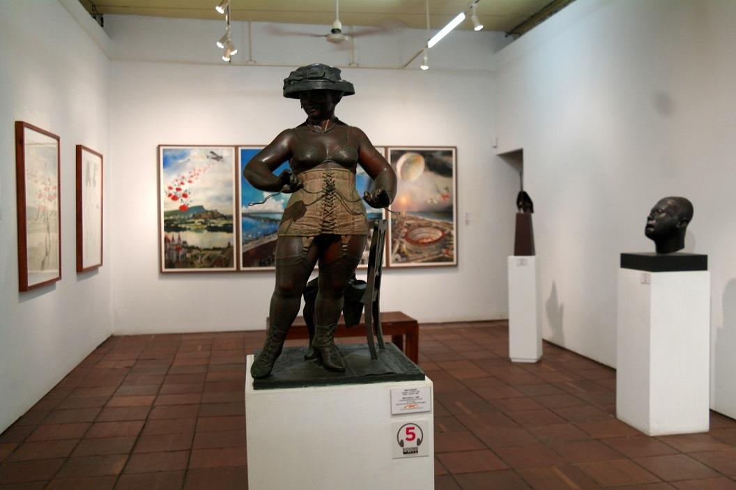 El arte y elolvido